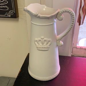 Ceramic Vase Pitcher